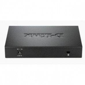 Switch D-Link DGS-108 8 p 10 / 100 / 1000 Mbps