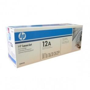 Toner Originale Hewlett Packard Q2612A Nero