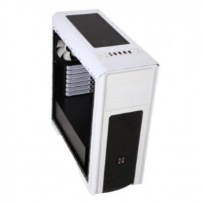 Cassa Semitorre ATX NOX ZX Zero Edition ATX Gaming Bianco