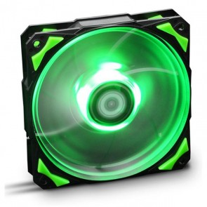 Ventola da Case NOX NXHUMMERF120LG HFAN 12 cm LED Verde
