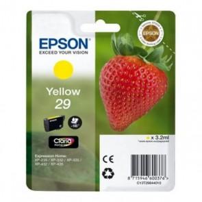 Cartuccia ad Inchiostro Originale Epson C13T298440 Giallo