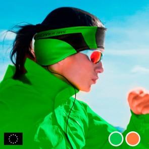 Fascia Sportiva con Auricolari GoFit