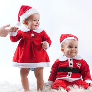 Costume da Babbo Natale per Bambini