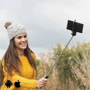 Bastone Selfie con Cavo