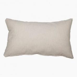 Cuscino (30 x 50 x 10 cm) Cotone e poliestere Beige