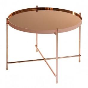 Tavolo Aggiuntivo (60 x 60 x 45 cm) Rame Ferro