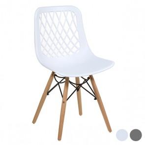 Sedia da Sala da Pranzo (59 x 60 x 79 cm) Legno di faggio