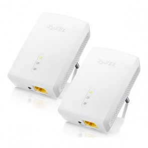 Powerline ZyXEL MIMO Gigabit Twin Pack PLA5405-EU0201 1200 Mbps Microsoft Windows XP/Vista 2 ~ 86 MHzIGMP 100-240 V AC 50/60 Hz
