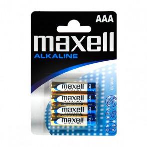 Batterie Alcaline Maxell LR03-MN2400 AAA 1,5 V