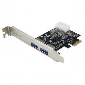 Scheda PCI approx! APPPCIE2p3 USB 3.0 2 Porte