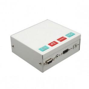 Scatola di Connessione per Lavagne Interattive Traulux TCCB5M HDMI VGA 3,5 mm USB Metallo
