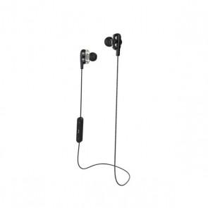 Auricolari Bluetooth con Microfono CoolBox COO-AUB-04DD Nero