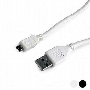 Cavo USB 2.0 A con Micro USB B GEMBIRD CCP-mUSB2-AMBM
