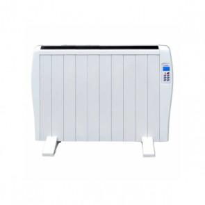 Radiatore Elettrico Digitale a Secco (10 elementi) Lodel RA10 1500W Bianco