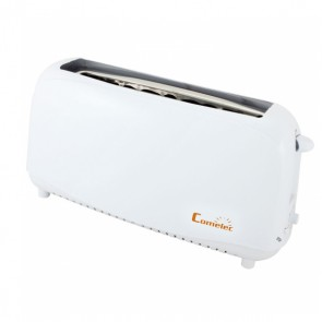 Tostapane con Funzione di Scongelamento COMELEC TP1709 750W Bianco