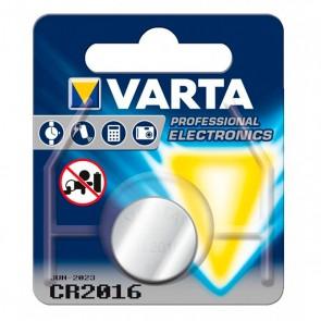Batteria a Bottone a Litio Varta CR-2016 3 V Argento