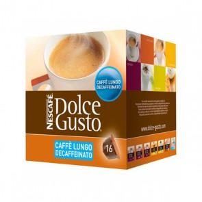 Capsule di caffè Nescafé Dolce Gusto 94331 Caffè Lungo Decaffeinato (16 uds)