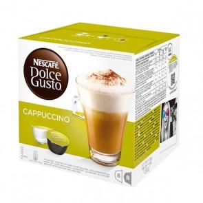 Capsule di caffè Nescafé Dolce Gusto 98492 Cappuccino (16 uds)