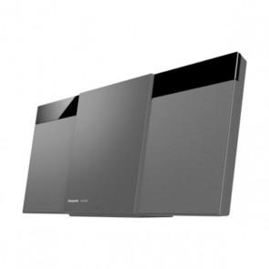 Mini impianto Stereo Panasonic SCHC300EGK HiFi Bluetooth 20W Nero