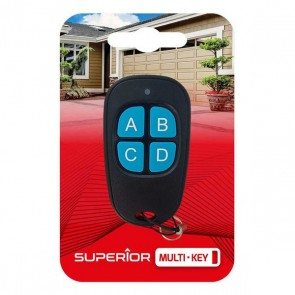 Telecomando per Garage Superior Electronics