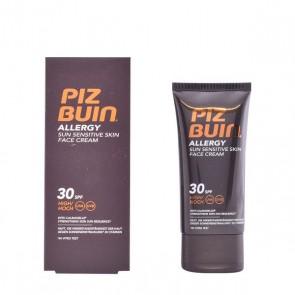 Protezione Solare Viso Allergy Piz Buin SPF 30 (50 ml)