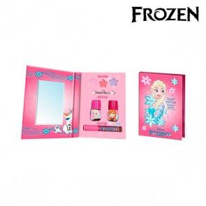 Cofanetto Cosmetica Bambini Frozen Frozen (7 pcs)