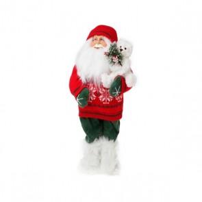 Babbo Natale (46 cm) Rosso