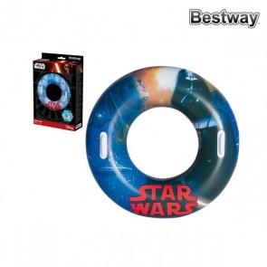 Salvagente Gonfiabile Star Wars Bestway 119898
