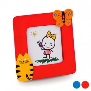 Portafoto per Bambini 143215 (6,2 x 6,2 cm)