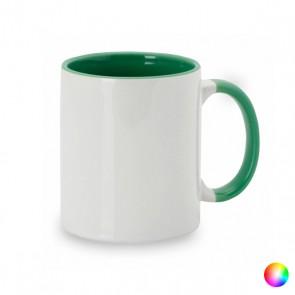 Tazza di Ceramica (350 ml) 143894 Bicolore 143894