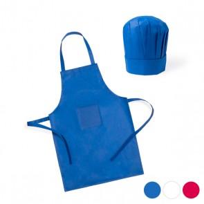 Grembiule e Cappello da Cucina per Bambini (2 pcs) 144754