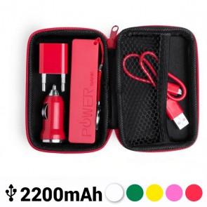 Set di Caricabatterie 2200 mAh (3 pcs) 144849