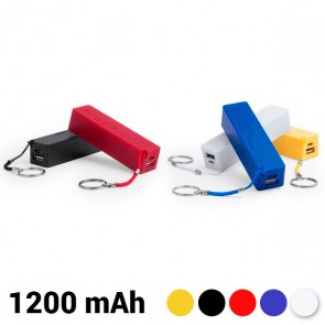Portachiavi Power Bank 1200 mAh 144941