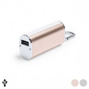 Power Bank con Moschettone 2600 mAh 144943