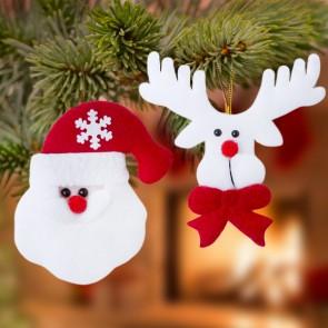 Set di Addobbi di Natale (2 pcs) 145105