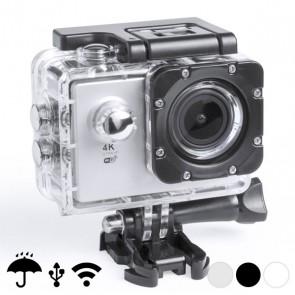"Fotocamera Sportiva 4K 2"" 360º WiFi (16 pcs) 145528"