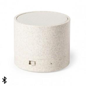 Altoparlante Bluetooth 3W 146540 Paglia di grano Abs