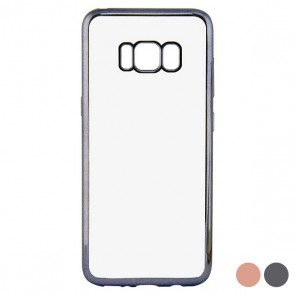 Custodia per Cellulare Galaxy S8+ Contact Flex Metal