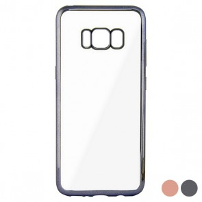 Custodia per Cellulare Galaxy S8 Flex Metal