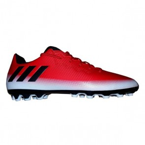 Scarpe da Calcio per Bambini Adidas Messi 16.3 AG Junior Rosso (Taglia 38 eu - 5 uk)