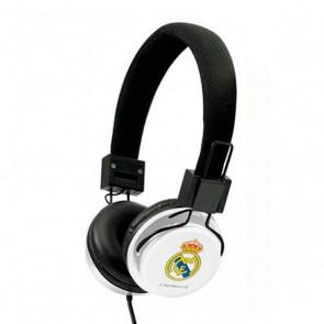 Cuffie Real Madrid C.F. Bianco Nero
