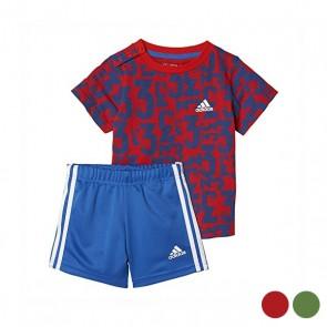 Completo Sportivo per Neonati Adidas I Sum Count