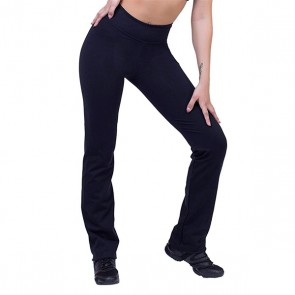 Leggings Sportivo da Donna Happy Dance Neagră