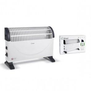 Riscaldamento Elettrico a Convezione Kiwi KHT-8442 2000W Bianco