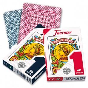 Carte da Gioco Spagnole (40 Carte) Fournier Nº 1