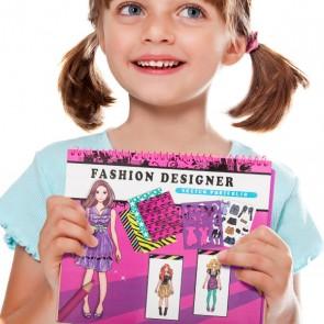 Quaderno di Moda per Bambini
