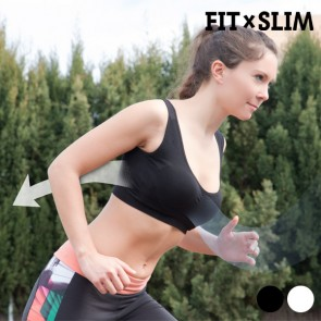 Reggiseni Sportivi AirFlow Technology Fit x Slim (pacco da 2)