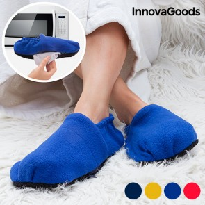 Pantofole Riscaldabili al Microonde InnovaGoods