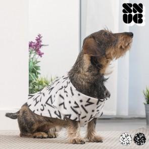 Coperta con le Maniche per Cani Symbols Snug Snug One Doggy
