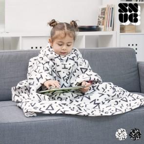 Coperta con le Maniche per Bambini Symbols Snug Snug One Kids